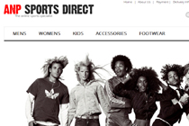 anp-sports-direct eBay Shop Design