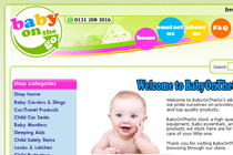 Babyonthego eBay Shop Design