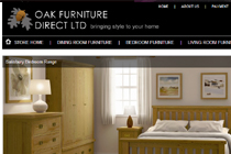 oakfurnituredirect eBay Shop Design