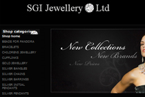SGI Jewellery eBay Shop Design
