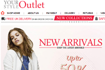 YourStyleOutlet eBay Shop Design